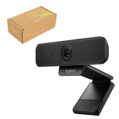 Веб-камера LOGITECH C925e, USB2.0, 2 Мпикс, микрофон, регулируемый крепеж
