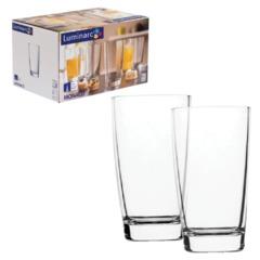 """Набор посуды стаканы для сока, виски LUMINARC """"Monaco"""", 6 шт., 250 мл, низкие, стекло"""