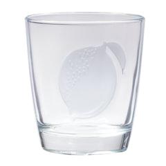 """Стакан для сока """"Fruity Energy"""", 250 мл, низкий, стекло, лимон, LUMINARC"""
