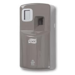 Диспенсер для аэрозольного освежителя воздуха TORK (А1), серый, электронный, картриджи 602975 - 976
