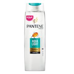 """Шампунь 250 мл, PANTENE (Пантин) """"Aqua Light"""", легкий питательный, для тонких склонных к жирности волос"""