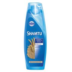 """Шампунь 380 мл, SHAMTU (Шамту) """"С экстрактом дрожжей"""", для очень тонких волос"""