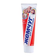 Зубная паста, 100 мл, ЖЕМЧУГ, комплексная защита от кариеса, для всей семьи