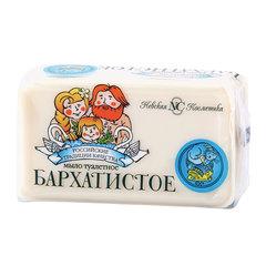 """Мыло туалетное 140 г, НЕВСКАЯ КОСМЕТИКА """"Бархатистое"""""""