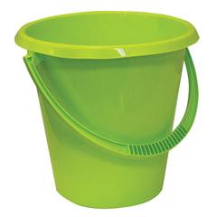 Ведро 17 л, IDEA, без крышки, пластиковое, пищевое, цвет салатовый