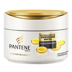 """Маска для волос 200 мл, PANTENE (Пантин) """"Интенсивное укрепление"""", для тонких волос"""
