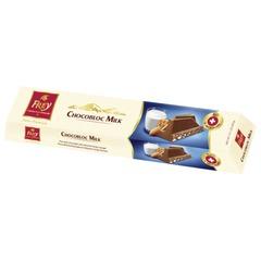 """Шоколад FREY """"Chocobloc Milk"""" (Швейцария), молочный шоколад с медом, нугой и орехами, 100 г"""