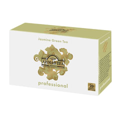 """Чай AHMAD (Ахмад) """"Jasmine Green Tea"""" Professional, зеленый с жасмином, 20 пакетиков для чайника по 5 г"""