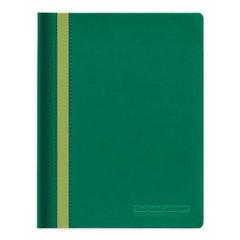 Дневник 1-11 класс, кожзам (твердый), тиснение, ляссе, 48 л., АЛЬТ, MONACO Зеленый
