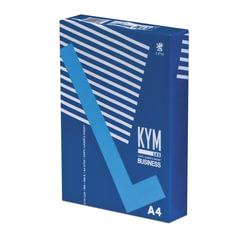 Бумага офисная KYM LUX BUSINESS, А4, 80 г/м2, 500 л., марка В, Финляндия, белизна 164%