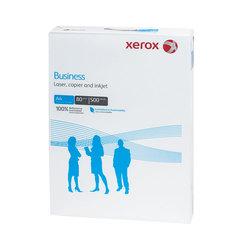 Бумага офисная XEROX BUSINESS, А4, 80 г/м2, 500 л., марка В, Финляндия, белизна 164%