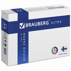 Бумага офисная BRAUBERG ULTRA FINLAND, А4, 80 г/м2, 500 л., марка C, ФИНЛЯНДИЯ, белизна 150% CIE, 111788
