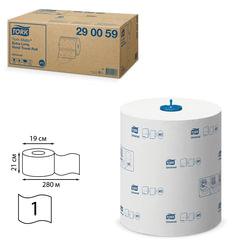 Полотенца бумажные рулонные TORK (Система H1) Matic, комплект 6 шт., Universal, 280 м, белые