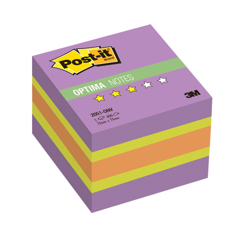 Закладки 3M Post-it 684-ARR1 Стрелки 5 цветов 100л 7000038078