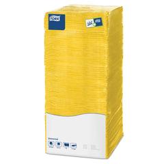 Салфетки TORK Big Pack, 25х25, 500 шт., желтые, 470116