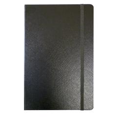 """Бизнес-блокнот BRAUBERG, А7+, 95х145 мм, """"Select"""", зернистый кожзаменитель, резинка, линия, 64 л., черный"""