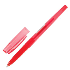"""Ручка шариковая масляная с грипом PILOT """"Super Grip G"""", КРАСНАЯ, узел 0,7 мм, линия письма 0,22 мм"""