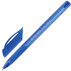 "Ручка шариковая масляная BRAUBERG ""Extra Glide GT Tone"", СИНЯЯ, узел 0,7 мм, линия письма 0,35 мм, 142922"