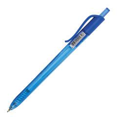 """Ручка шариковая масляная автоматическая BRAUBERG """"Extra Glide R Tone"""", СИНЯЯ, узел 0,7мм, линия письма 0,35 мм, 142934"""