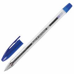 """Ручка шариковая масляная BRAUBERG """"Model-M"""" ORIGINAL, СИНЯЯ, узел 0,7 мм, линия письма 0,35 мм, 143250"""