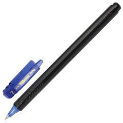 """Ручка гелевая PENTEL (Япония) """"Energel"""", СИНЯЯ, корпус черный, узел 0,7 мм, линия письма 0,35 мм, BL417-C"""