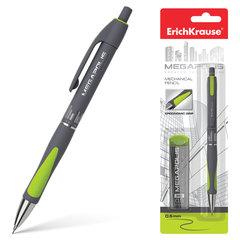 """Набор ERICH KRAUSE """"Megapolis concept"""", механический карандаш + сменные грифели, 0,5 мм, блистер"""
