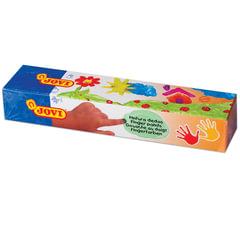 Краски пальчиковые JOVI (Испания), 5 цветов по 35 мл, на водной основе, в баночках, 540
