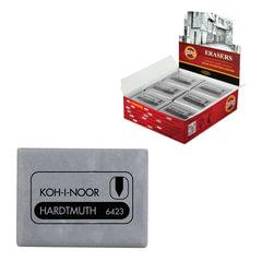 Ластик-клячка художественный KOH-I-NOOR, 47x36x10 мм, супермягкий, серый, 6423018004KD