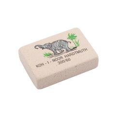 """Ластик KOH-I-NOOR """"Слон"""" 300/60, 31x21x8 мм, белый/цветной, прямоугольный, натуральный каучук, 0300060025KDRU"""