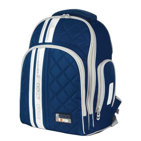 30c3d60de427 Рюкзак TIGER FAMILY (ТАЙГЕР) для средней школы, универсальный, темно-синий,