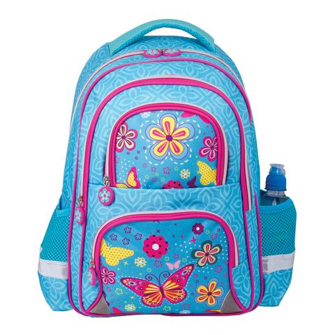 2ad8ac6b7d7e Рюкзак BRAUBERG, с EVA спинкой, для учениц начальной школы – купить ...
