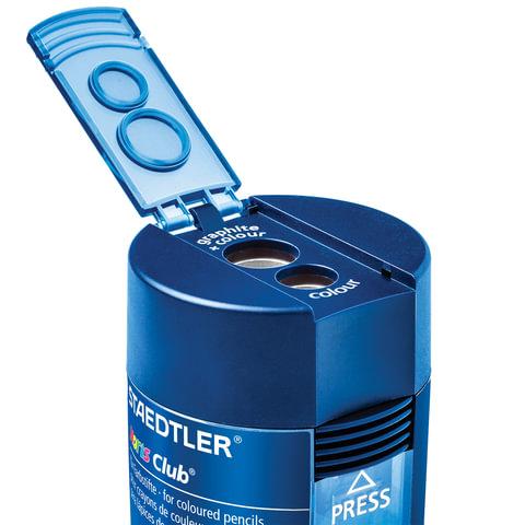 Точилка пластмассовая с контейнером FSH430