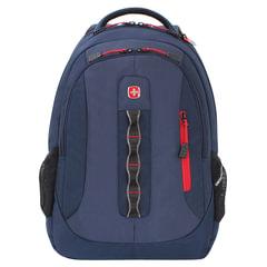 Рюкзак WENGER, универсальный, темно-синий, 28 л, 44х35х18 см, 6793301408