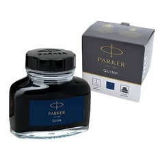 "Чернила PARKER ""Bottle Quink"", объем 57 мл, синие"