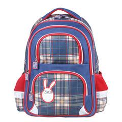 """Рюкзак BRAUBERG, с EVA спинкой, для учениц начальной школы, """"Кролик"""", 38х30х14 см"""