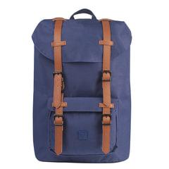 """Рюкзак BRAUBERG молодежный с отделением для ноутбука, """"Кантри"""", синий, 41х28х14 см"""