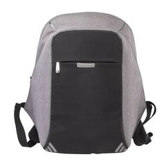 Рюкзак BRAUBERG с защитой от краж, с отделением для ноутбука, 43х28х12 см
