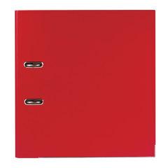 Папка-регистратор ESSELTE, 80 мм, А4+, VIVIDA Plus, с двухсторонним покрытием из полипропилена, красная