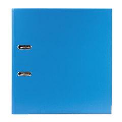 Папка-регистратор ESSELTE, 80 мм, А4+, VIVIDA Plus, с двухсторонним покрытием из полипропилена, синяя