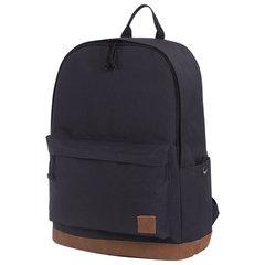 """Рюкзак BRAUBERG универсальный, сити-формат, """"Black Melange"""", с защитой от влаги, 43х30х17 см, 228841"""