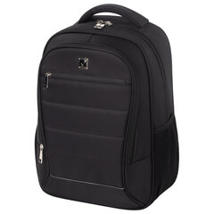 Рюкзак BRAUBERG URBAN универсальный, с отделением для ноутбука, нагрудный ремешок, Impulse, 46х16х32 см, 229875