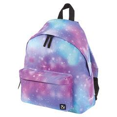 Рюкзак BRAUBERG универсальный, сити-формат, Galaxy, 20 литров, 41х32х14 см, 229879