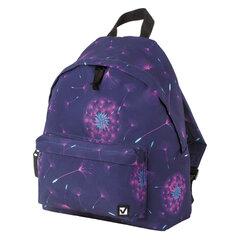 Рюкзак BRAUBERG универсальный, сити-формат, Dandelion, 20 литров, 41х32х14 см, 229880
