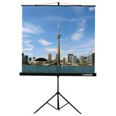 Экран проекционный на треноге (150х150 см), матовый, 1:1, LUMIEN ECO VIEW, LEV-100101