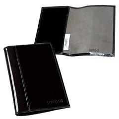 """Обложка для паспорта BEFLER """"Classic"""", натуральная кожа, тиснение """"Passport"""", черная"""
