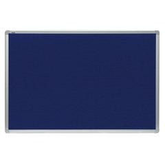 """Доска с текстильным покрытием 90x120 см, алюминиевая рамка, OFFICE, """"2х3"""" (Польша)"""