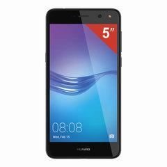 "Смартфон HUAWEI Y5 2017 MYA-U29, 2 SIM, 5"", 4G, 5/8 Мп, 16 ГБ, MicroSD, серый, пластик"