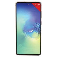 "Смартфон SAMSUNG GalaxyNote10 Lite', 2 SIM, 6,7"", 4G (LTE), 3/12 + 12 + 12 Мп, 128 ГБ, ""аура"", металл"