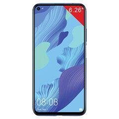 "Смартфон HUAWEI Nova 5T, 2 SIM, 6,26"", 4G (LTE), 32/48 + 16 + 2 + 2 Мп, 128 ГБ, синий, металл"
