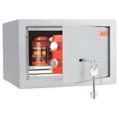 """Сейф мебельный AIKO """"Т17"""", 171х260х230 мм, 4 кг, ключевой замок, крепление к стене"""